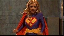 cosplay heroine Supergirl
