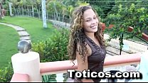 Tasha Fucking Dominican doggystyle - Toticos.co...