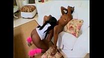 Blaque Chyna & Kiki Carter In Action
