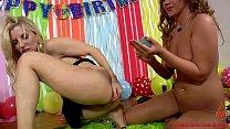 Ashley Fires and Roxy Raye Anal CupCakes