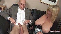 Chauffeur Dreams Of Fucking Big Tits Boss