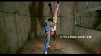 Sex slave brutal extreme gangbangs porn videos