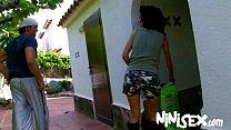 paradise) zazel (con hierbas malas 2: capitulo trailer - Ninisex