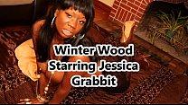 Jessica Grabbit gets fucked by big black dick  ...