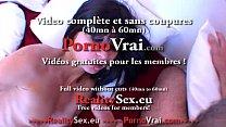 Je suis sex-addict et j ai de gros besoins sexuels ! French amateur porn videos
