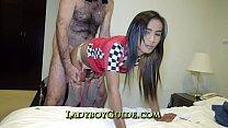 Asian Ladyboy Delicious Cock
