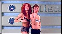 Naked News Russia, tv anchor lasya nude pornhub com Video Screenshot Preview