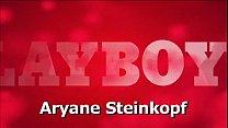 Aryane Steinkopf - Making Of Playboy - www.Pani...