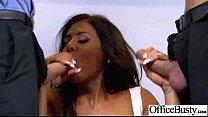 Big round tits girl (alexa pierce) get banged in office clip-01
