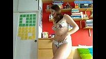 Sexy Amateur Teen Strip on Webcam Big Tits porn videos