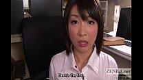 Japanese gokkun cum play with Kana Ohori English Subtitles porn videos
