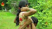 Sexy Indian desi girl fucking romance outdoor sex xxx