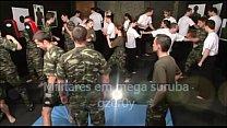 Militares em mega suruba gzer0y