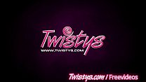 Twistys - Girls masturbate by the pool