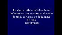 01-03--2013 infiel chata la Milvia