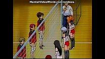 Hot sex scene with anime girl in glasses porn videos