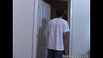 Solo cock masturbation for peeping Tom's punishment porn videos