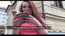 PublicAgent HD Ginger stunner ride my cock underground porn videos