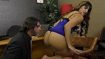 Mercedes Carrera Makes Her Lawyer Lick Her Ass porn videos