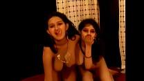 Hot Indian girls having fun