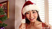 Marica Hase Christmas Masturbation