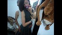 transexual colombiana casero doggy anal shery - Tiffany