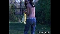 maria swan in a yellow tanktop porn videos