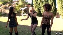 WANKZ- Charlie's Angels XXX WANKZ TV Parody porn videos