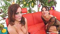 Natasha Nice's 1st Anal with Asa Akira porn videos