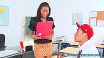 leon de yasmine tutor education Sex