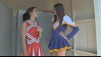 lesbians cheerleader young - nix cassandra & johnson Maryjane
