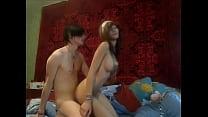 couple amateur Young
