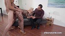 Milf Nikyta Enjoys Hard Anal While Her Husband ...