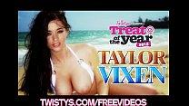 Stunning big-tit nurse Taylor Vixen plays with ...