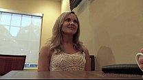 Blonde Sugarbaby Sucking and Fucking Daddy porn videos