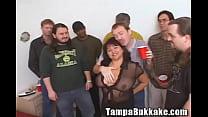 susie s gang bang bukkake party