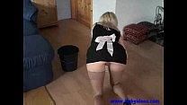 German Blonde Milf