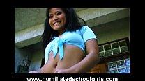 Hottie Teen's Porn Début