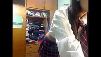 traviesa chica escolar de bailando melendez Chivy