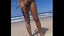 Videos de Sexo Vagabas peitudas tirando tudo na praia