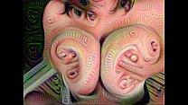 deepdream trippy porn