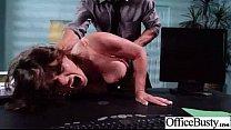 Slut Girl (krissy lynn) With Big Melon Tits Banged In Office clip-24 thumbnail