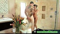 Slippery nuru massage sex video 10