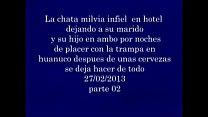 02 parte 27-02--2013 infiel chata la Milvia