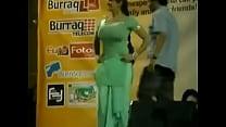 Paki Booby Stage Acctress Saima Khan shaking bi...