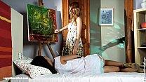 heaven - hailee with porn love lesbian - erotica sapphic by painter Seduced