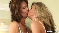 Mature lesbian couple get it on porn videos