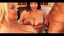 Angelina Castro & Sam38G COCK SUCKING!