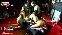 barcelona nora & festival tour Erotic