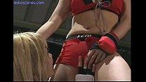 Asian Lesbian MMA fight\/love